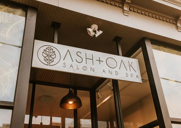Ash + Oak Hampden