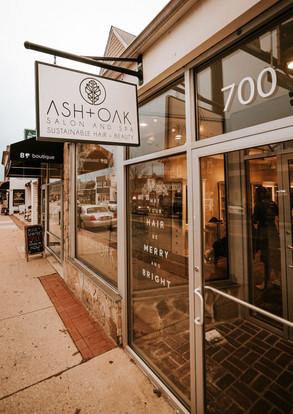 Ash + Oak Salon Catonsville