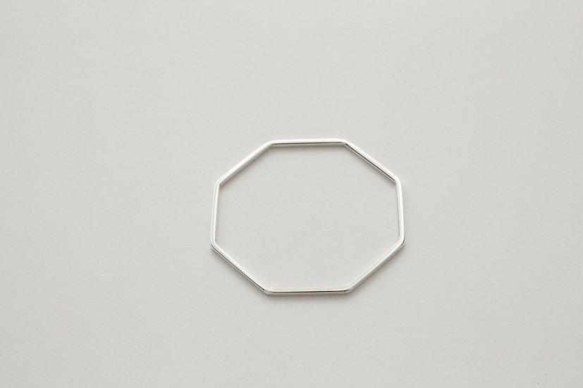 Minimalist's Dream [Octagonal bangle]