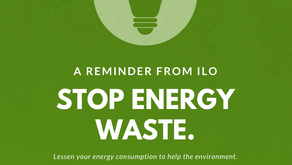 Stop Energy waste