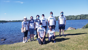 """Small acts can lead to big changes"", cleaning up Albro lake"