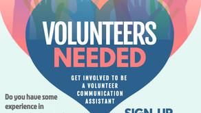 We have great volunteer opportunities for you!