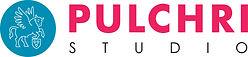 Logo Pulchri Celadon Blue NIEUWE 2018 RG