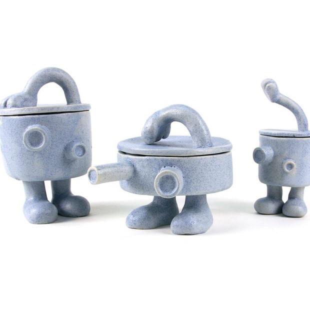 Ceramic Toy