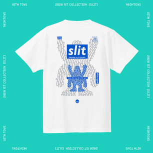 SLIT - TEES 02_White