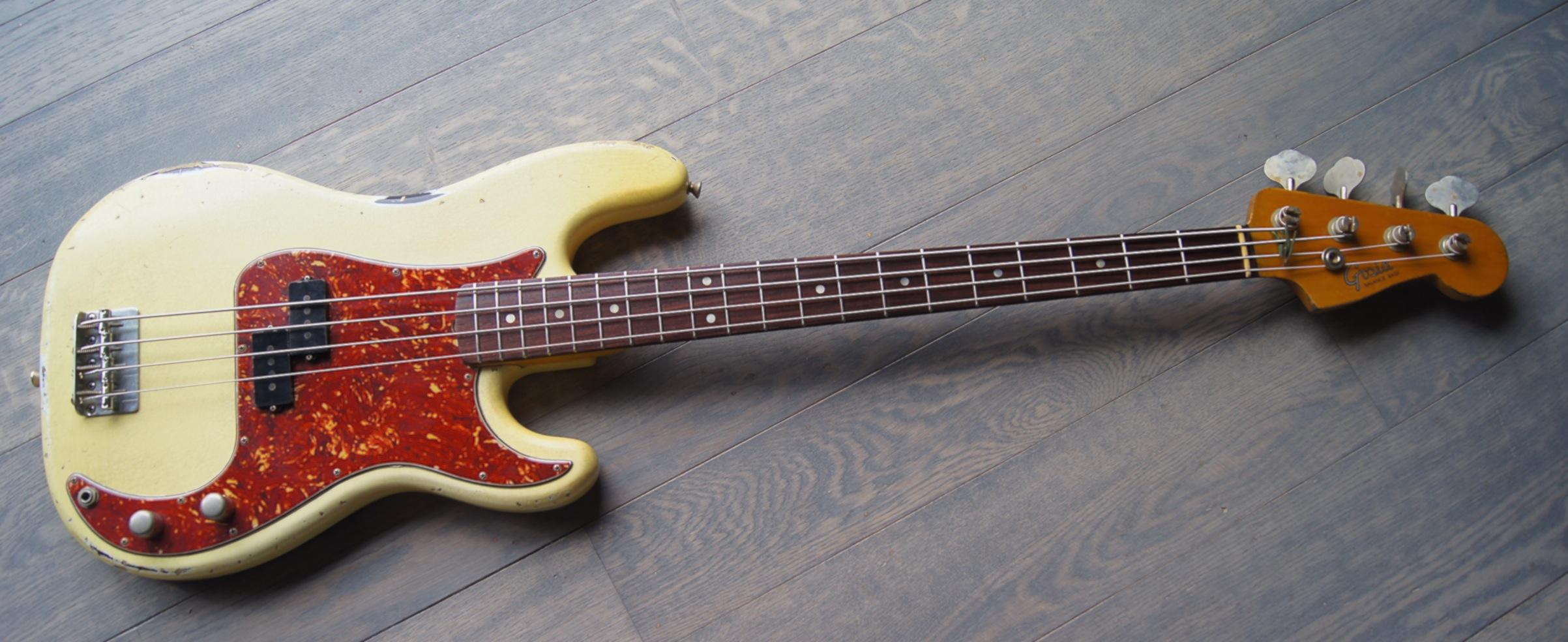 Balance bass