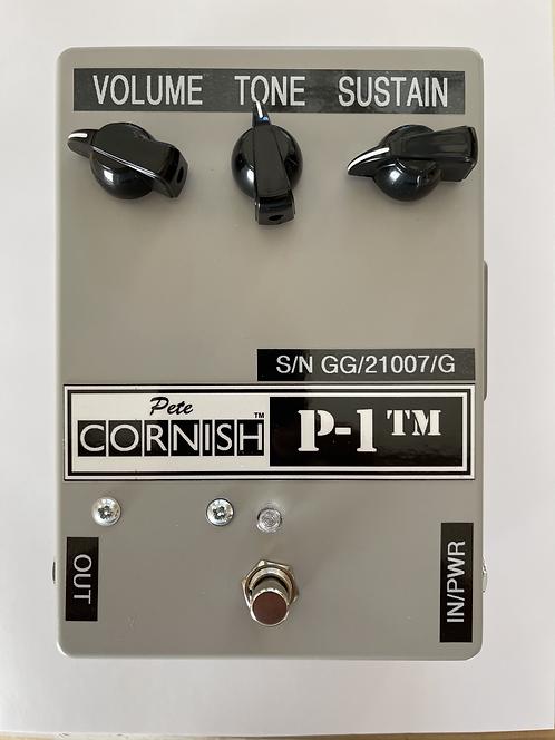 PETE CORNISH P1-tm grey series