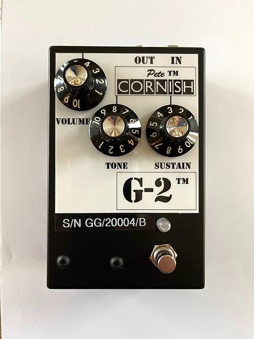 PETER CORNISH battery free series G- 2tm