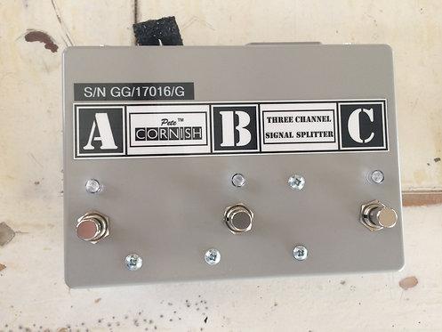 PETE CORNISH ABC BOX