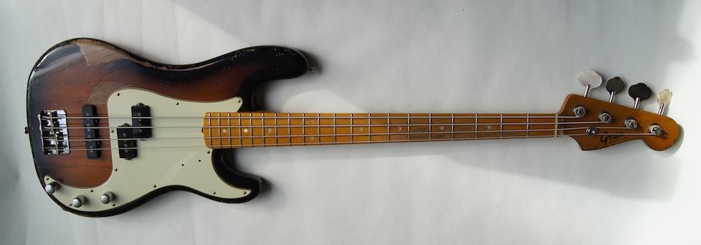 Balance bass P/J