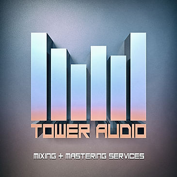 Mixing mastering mixage tower audio
