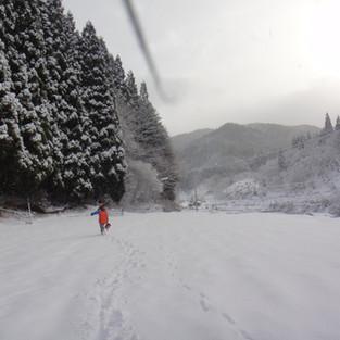 【終了】極寒!狩猟体験