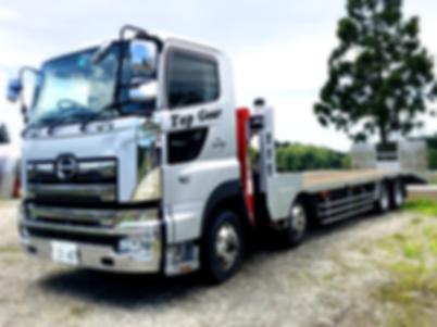 秋田 横手 ロードサービス レッカー バッテリー パンク トップギア