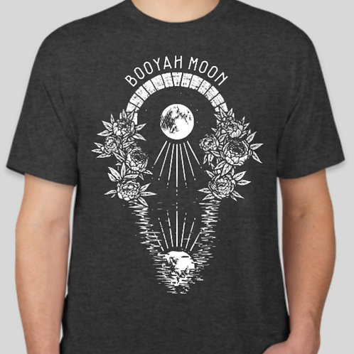 Booyah Moon Grey Shirts