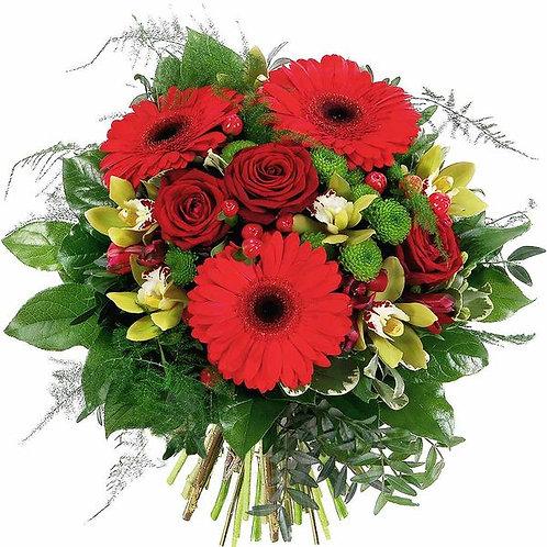 Bouquet rond 03