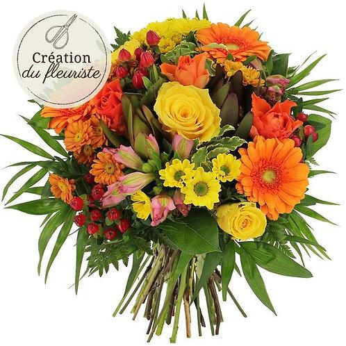Bouquet rond 01