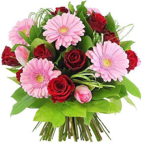 Bouquet rond 02