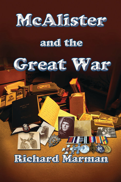 McAlister and the Great War eBook