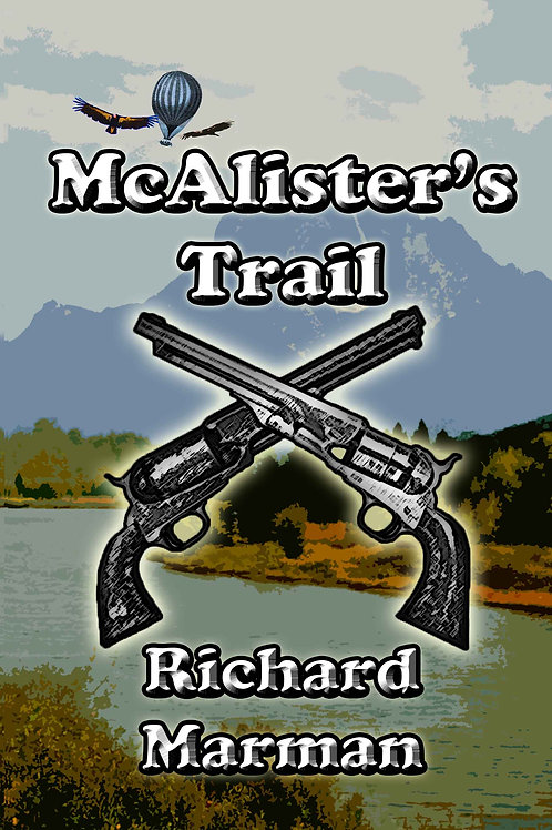 McAlister's Trail eBook