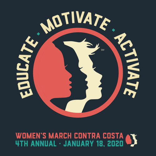 Orinda Oaks: Women's March Contra Costa