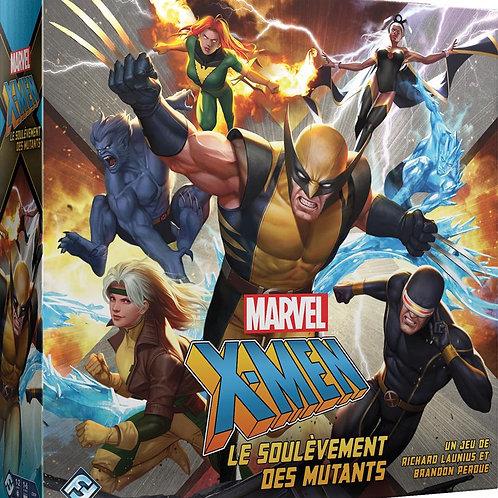 X-MEN Le soulèvement des mutants