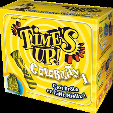 TIME'S UP! Célebrity 1