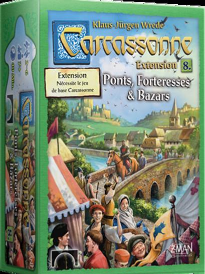 Carcassonne Ext. 8