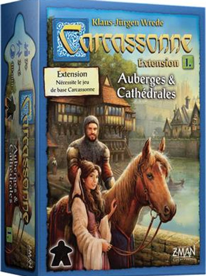 Carcassonne Ext 1