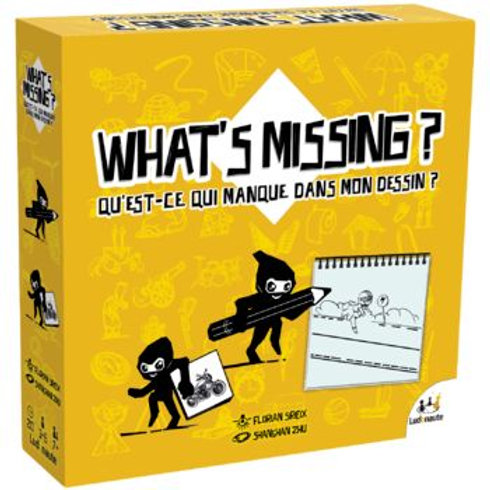 What' Missing ?