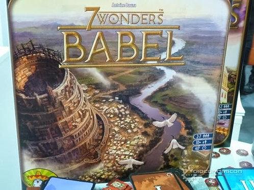 7 WONDERS Ext BABEL