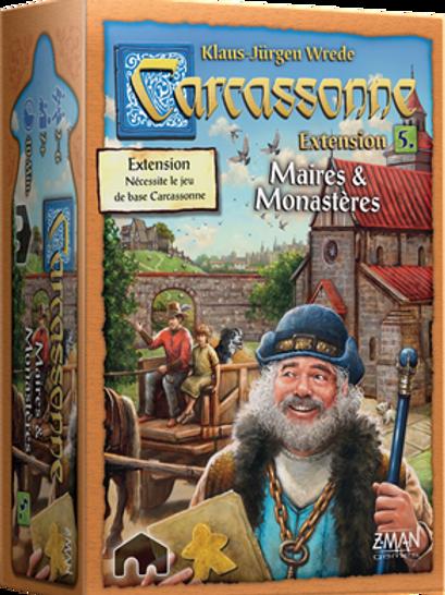 Carcassonne Ext. 5