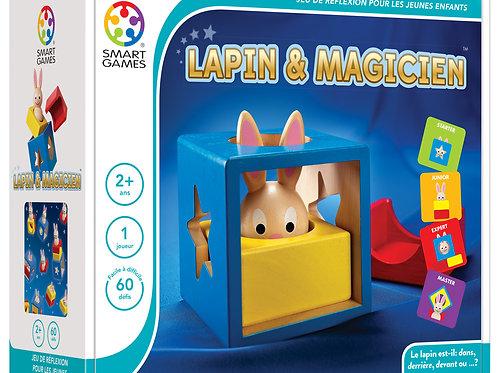 LAPIN MAGICIEN