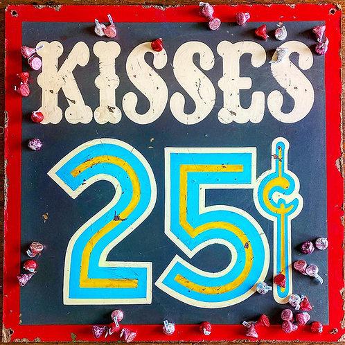 Kisses .25 Red/Black