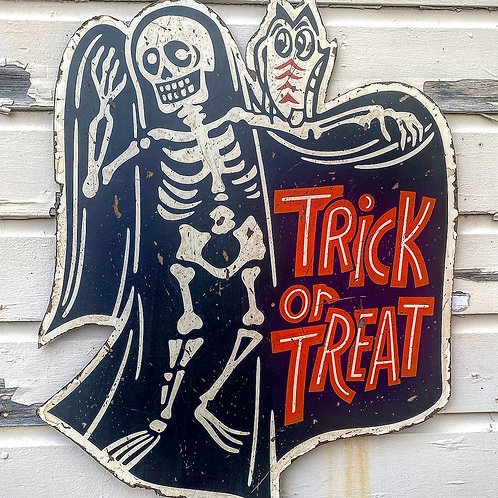 Trick or Treat Skeleton