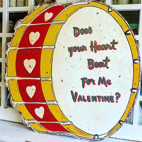 Heart Beat Drum
