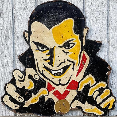 Dracula Face