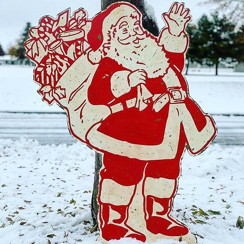 R/W Santa Presents