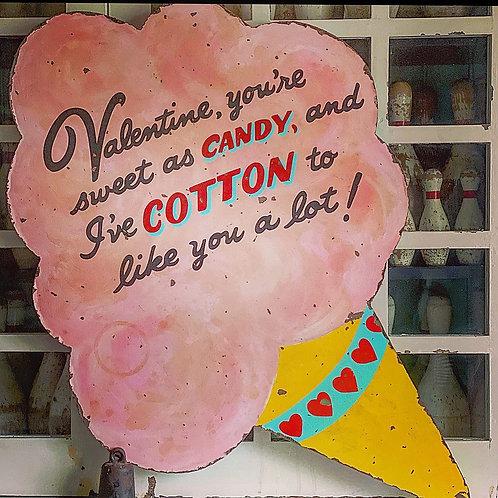 Cotton Candy Valentine