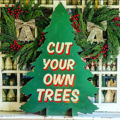 Cut Your Own Trees (L)