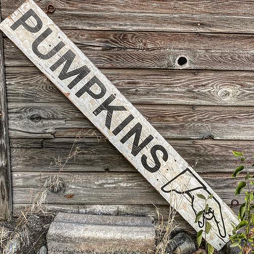 Pumpkins Finger