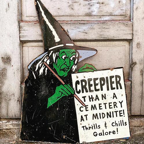 Witch - Creepier