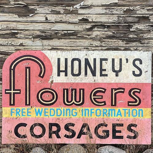Honey's Flowers