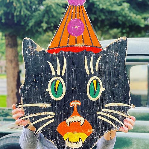 Party Hat Cat