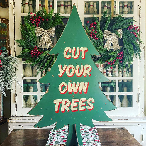 Cut Your Own Trees (S)