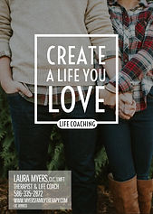 Flyer- Create A Life You Love