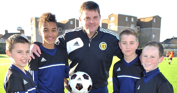 Charlie Jackson Scottish FA