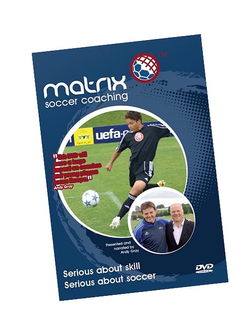 Matrix Soccer Coaching DVD