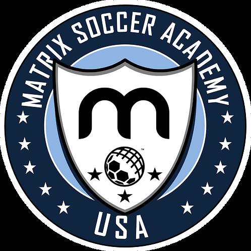 Matrix Soccer Academy Magnet