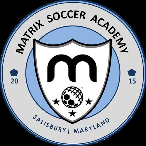 Matrix Soccer Academy Magnet - Original