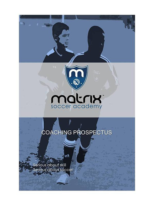 Matrix Coaching Prospectus